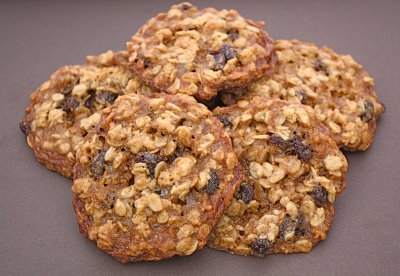 Di's Oatmeal Cranberry Cookies to the Rescue!